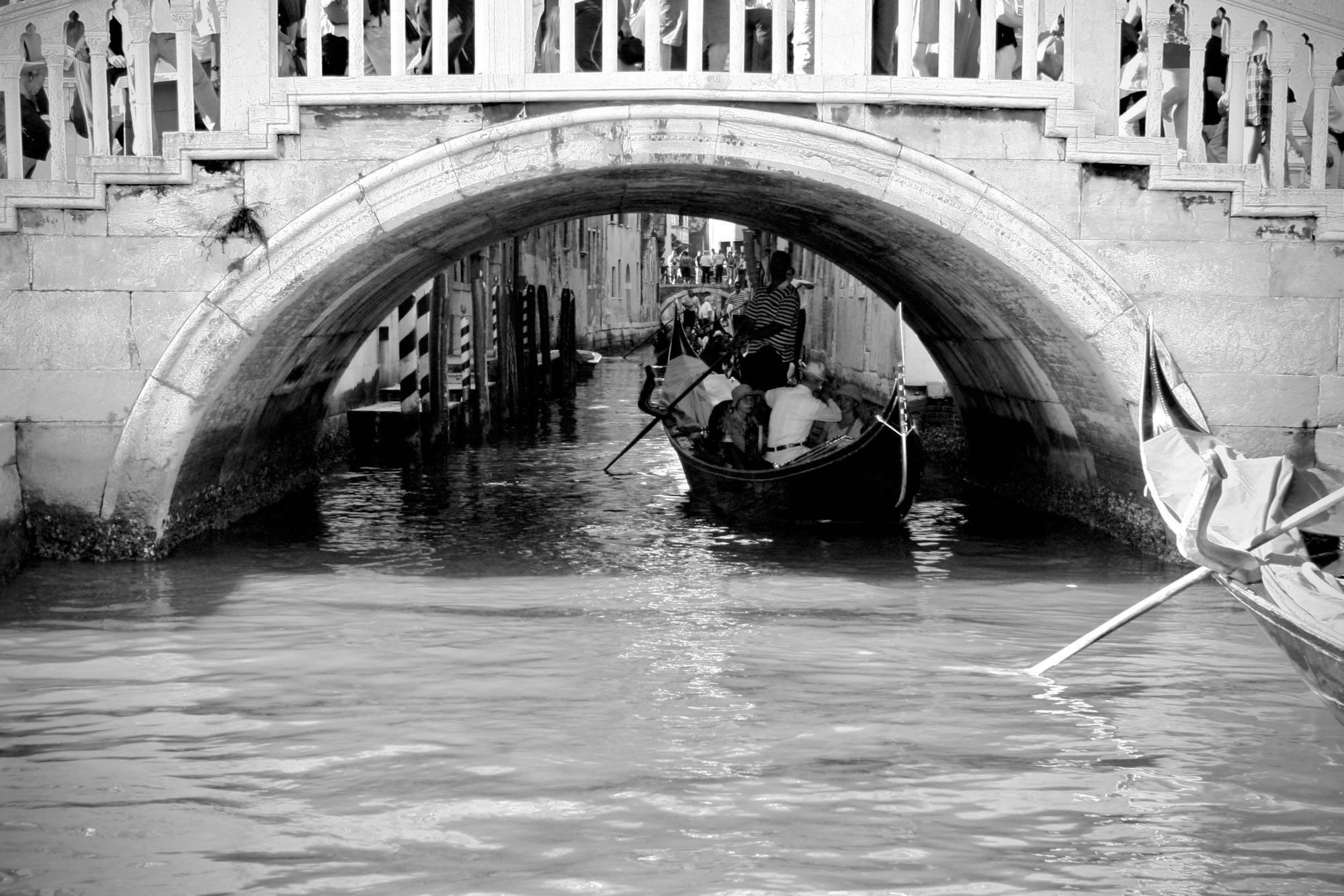 Massimiliano Scarpa_photographer_Canal Grande_gondole_2017 - 1 (2)