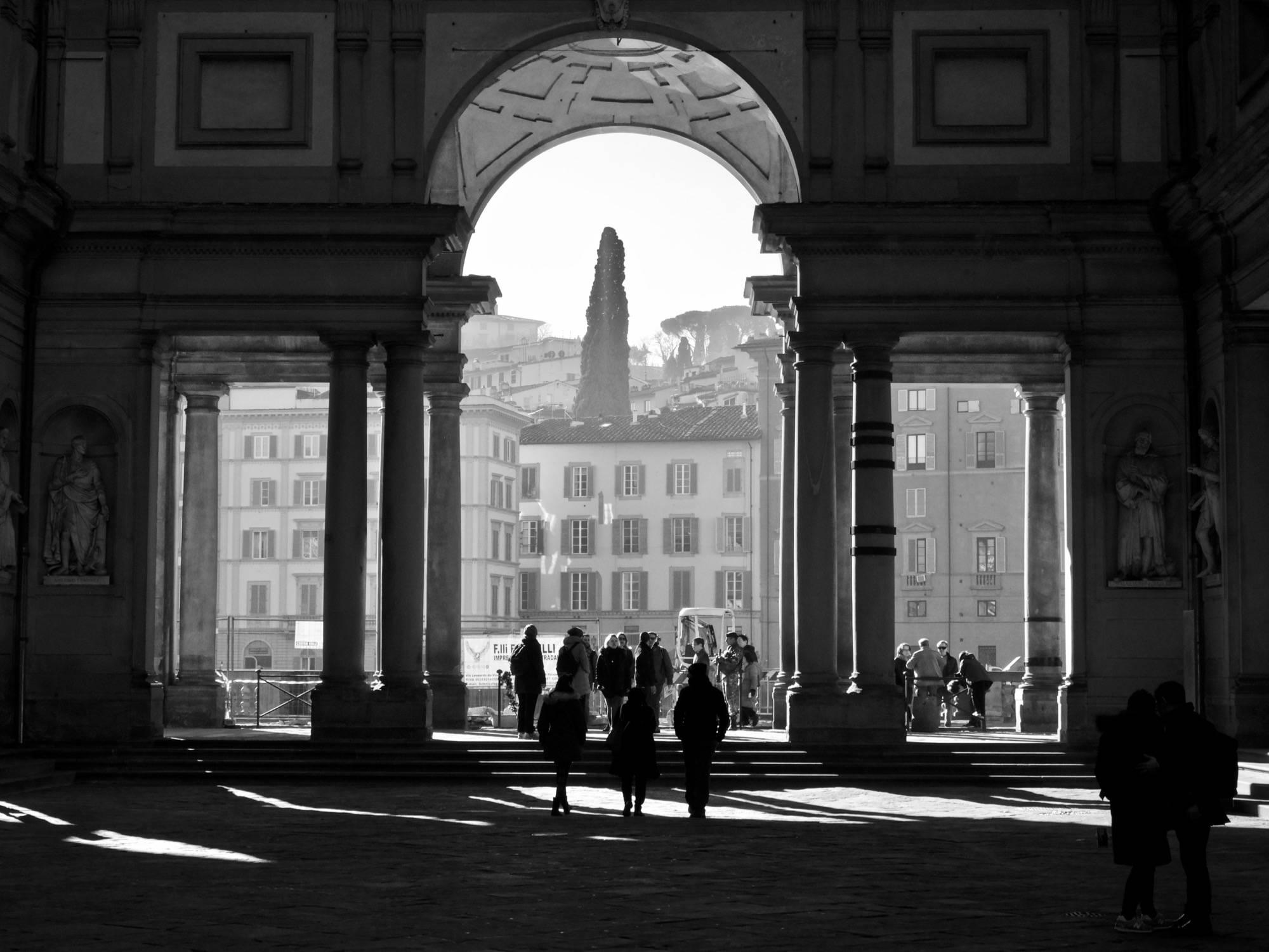 Massimiliano_Scarpa_photo_Firenze 2016 - Uffizi